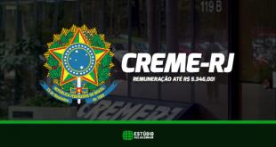 Cremerj - concurso 2017