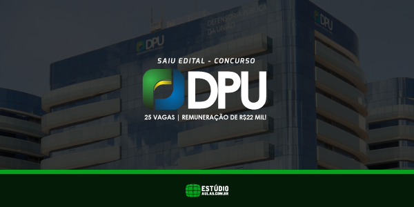 Dpu - Defensoria Publica da União