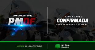 Concurso PMDF!