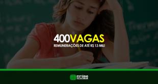 400 vagas