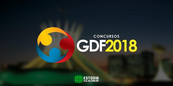 Concursos GDF 2018