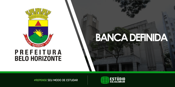 Concurso Prefeitura de Belo Horizonte