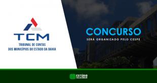 Concurso TCM BA