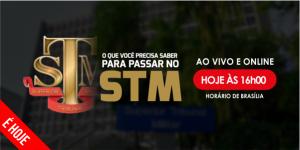 Edital STM