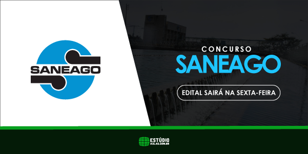 Concurso Saneago Edital