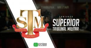 Concurso do Superior Tribunal Militar