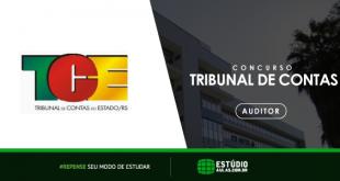 Concurso TCE Auditor