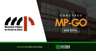 Concurso MP GO