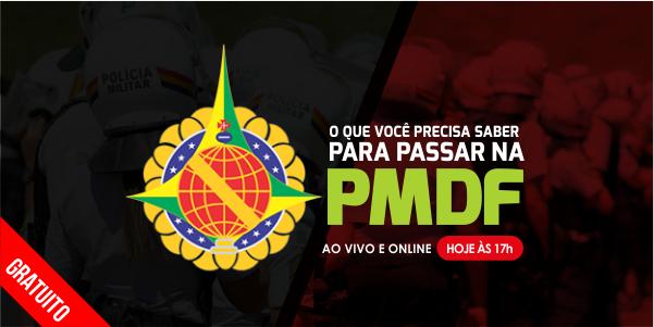 Edital da PMDF