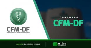 Concurso CFM DF