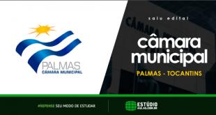 Concurso Câmara de Palmas TO