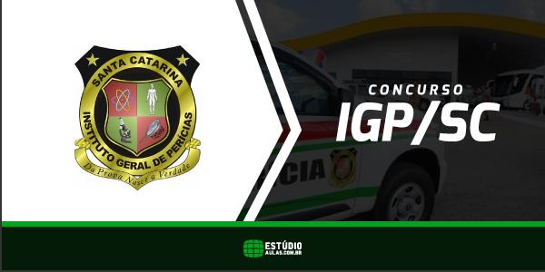 Concurso IGP SC 2017
