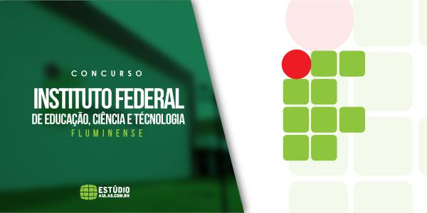 Concurso IF Fluminense