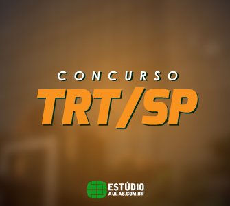 Concurso TRT SP Interior