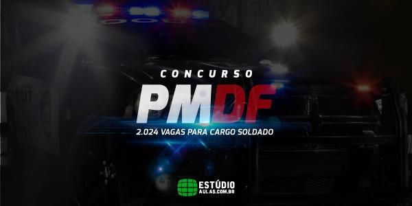Concurso da Polícia Militar do DF