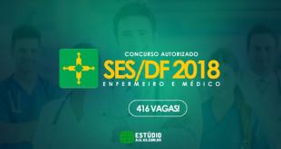 Concursos 2018 DF