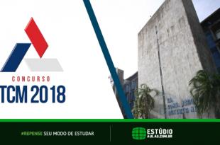 Concurso TCM Bahia