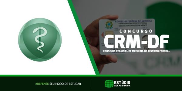 Concurso do CRM DF