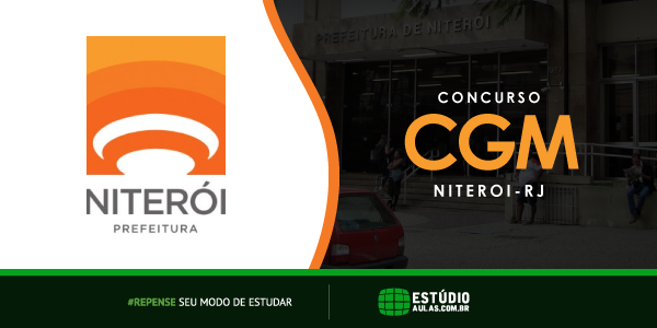 Concurso CGM Niterói