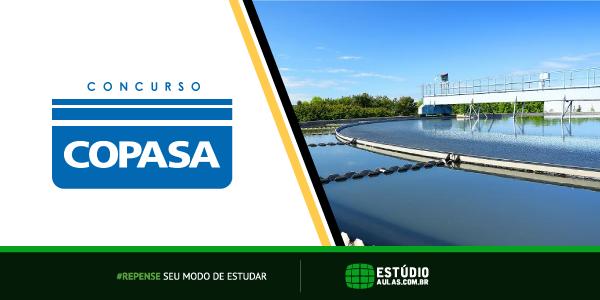 Concurso Copasa 2018