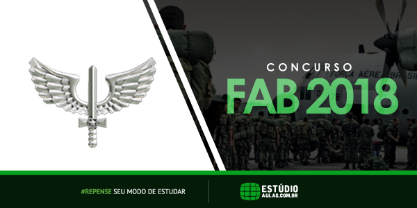 Concurso FAB 2018