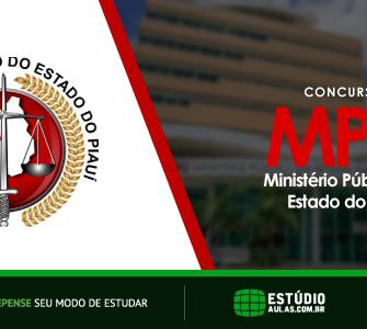 Concurso MPE PI 2018