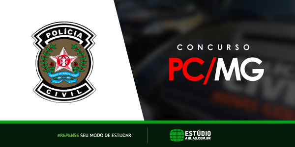 Concurso PC MG escrivão