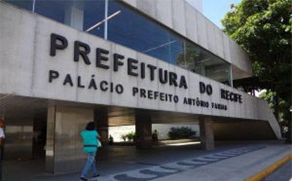 Concurso Prefeitura de Recife