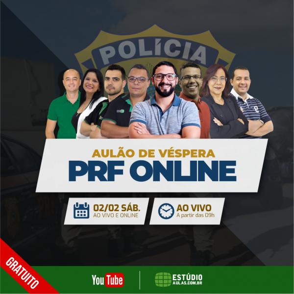 concurso prf 2019