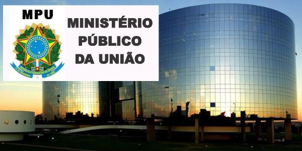 banca do Concurso MPU 2018