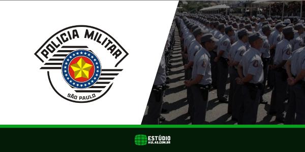Concurso PM SP soldado 2018