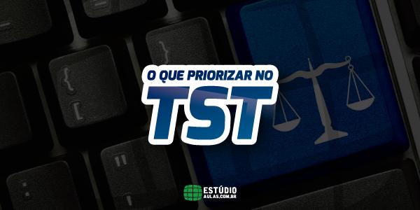 concurso TST