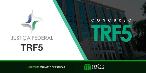 concurso TRF 5