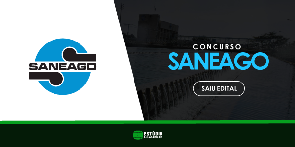 Edital Saneago
