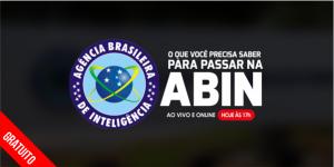 Concurso ABIN