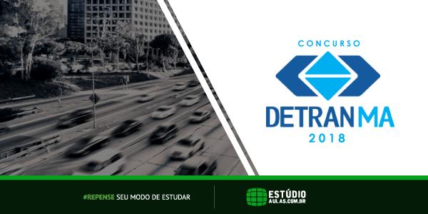 Concurso Detran MA 2018