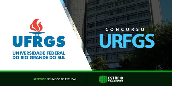 Edital da UFRGS