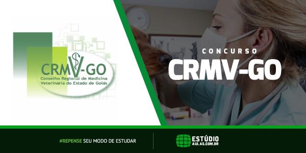 Concurso CRMV GO