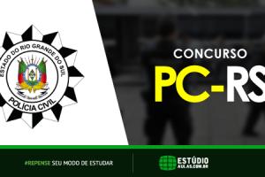 Concurso PC RS 2018