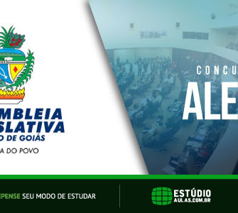 Concurso Alego 2018