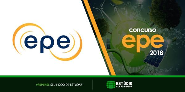 Concurso EPE 2018