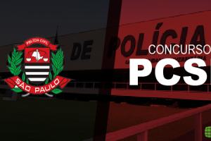 Concurso PC SP 2018 edital