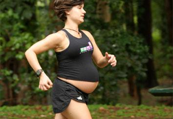 candidatas grávidas podem remarcar teste físico em concurso