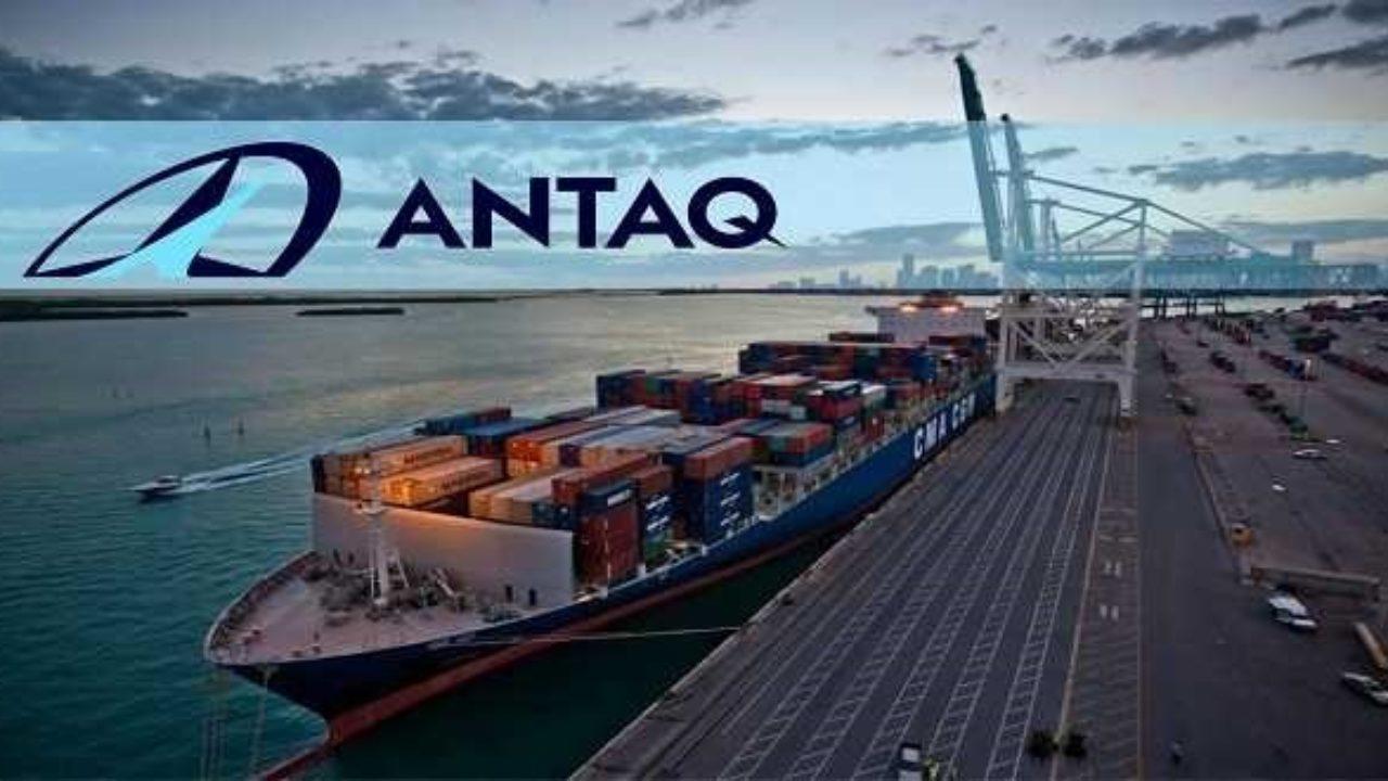 ANTAQ publica resolução sobre circulação de trabalhadores e movimentação de cargas